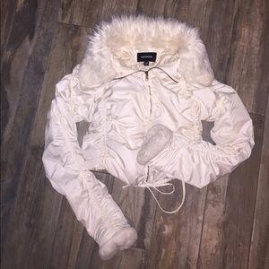 Express Crop Jacket