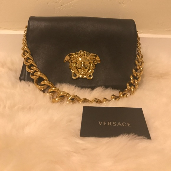 Versace Bags   Palazzo Medusa Sultan Bag   Poshmark eb970e7735