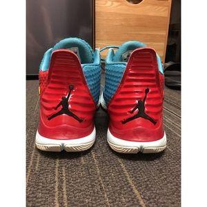 a61757c90708 Air Jordan Shoes - Air Jordan Super.Fly 3 PO N7 Dark Turquoise Blue