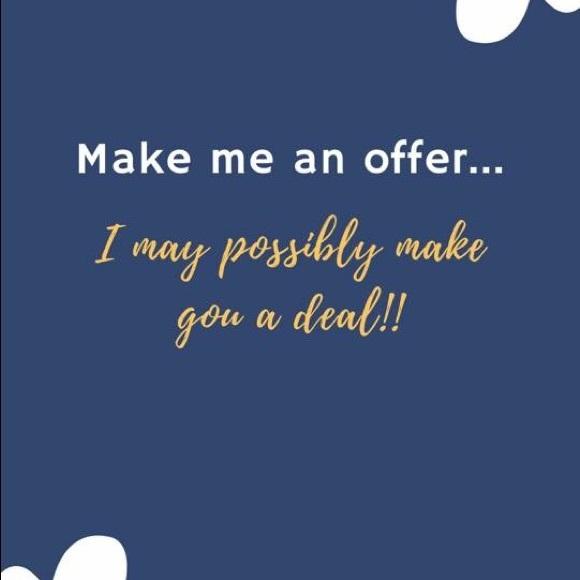 Other - Bundles. Let's negotiate! Smile