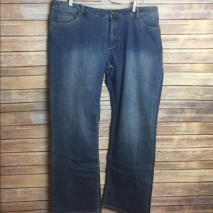 Coldwater Creek Bootcut Jeans size 20