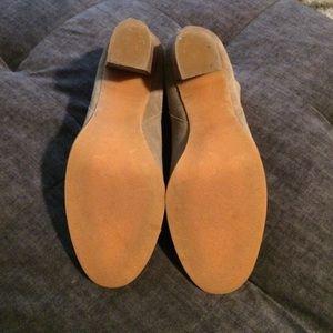 Crown Vintage Shoes - Crown Vintage Booties Taupe Size 9