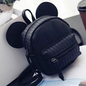 Handbags - 🎁Gift Idea!🎁Micky/Minnie Mouse Mini Backpack🎁