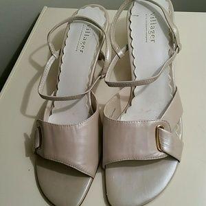 Liz Claiborne leather Sandals