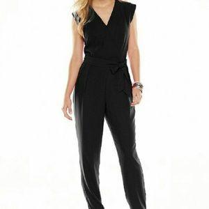Jennifer Lopez Black Jumpsuit
