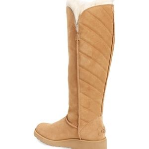 52c7ad2b82e UGG 'Rosalind' Tall Boot, size 7, CHESTNUT