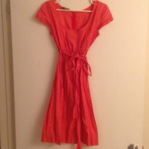 Orla Kiely Short Sleeve Dress