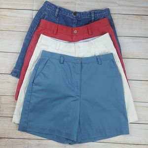 Liz Clairborne Shorts bundle of 4. Size 12