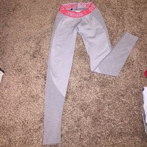 $48 Gymshark pink band  leggings