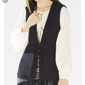 Bcbg Eddie Double Layered Vest