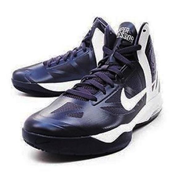 Women's Nike Hyper Aggressor basketball shoes, 9