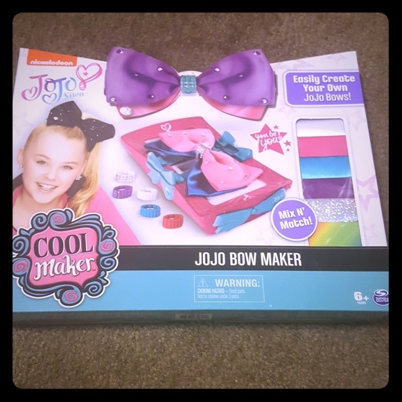 JoJo bow maker