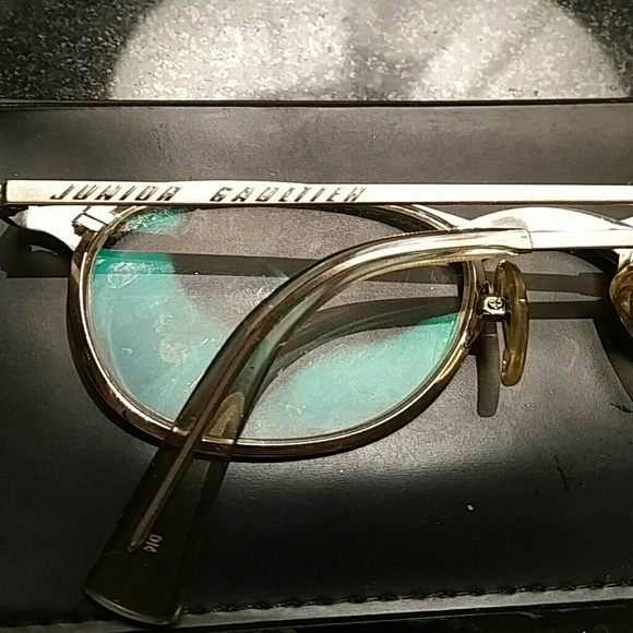 Junior Gaultier Accessories - Junior gauliter eyeglasses vintage