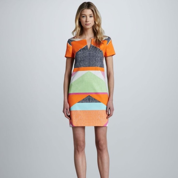 59d3255dbd3 Trina Turk Museum Geometric Dress. M 5a0547694225be9a4e023433