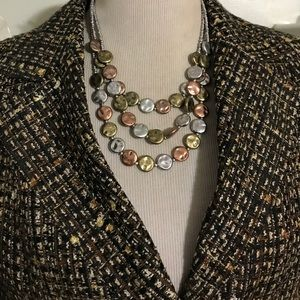 Jewelry - FALL COLORS NECKLACE