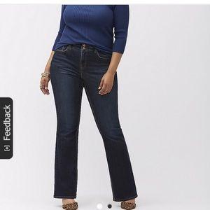 EUC Lane Bryant Bootcut Jeans