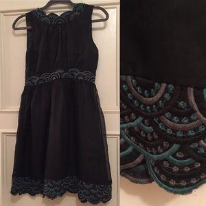 Alythea black dress