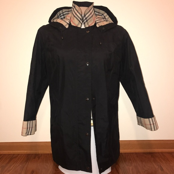 7e5a3b090c8f Burberry Jackets   Blazers - BURBERRY London Black Women s Brittany ...