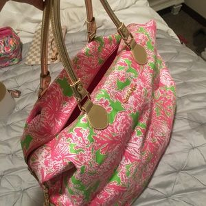 Lilly Pulitzer Overnight Bag