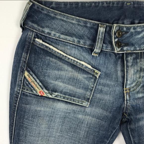 1759826e Diesel Jeans   Mod Hush Denim 28x30 Bootcut   Poshmark