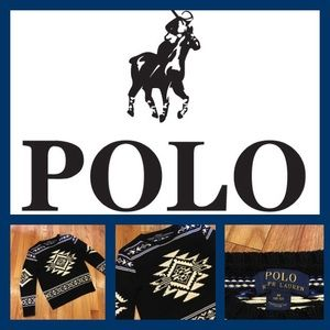 🔥Polo Ralph Lauren Boys sweater size: Med 10/12