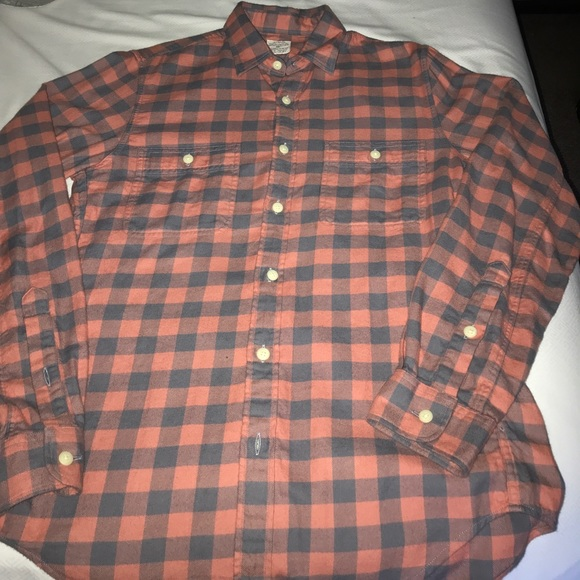 dc70bc779a719 J. Crew Other - J. Crew flannel shirt