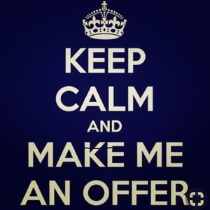 Other - Make me an offer 💋