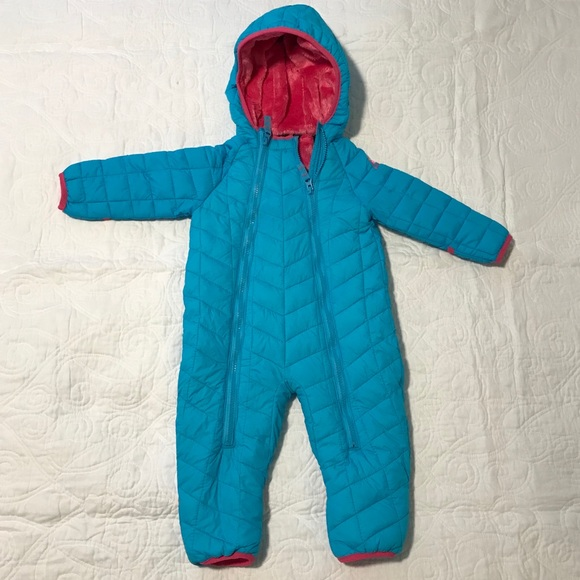 fa836f966 Snozu Jackets & Coats | Infant Girls Snowsuit Size 912 Months | Poshmark