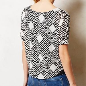 Anthropologie Tops - Anthropologie Layered Tee