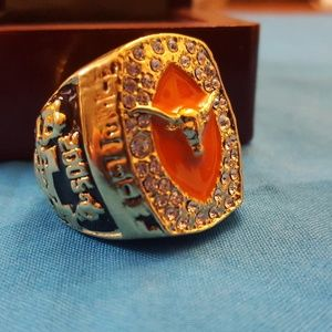 Other - Texas Longhorns Fan Edition 2005 Champ Ring