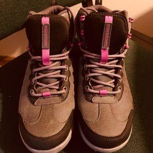 Ladies hiker walking shoes