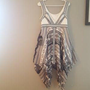 Nwt Bebe Satin Dress Size 6 retailed around $280