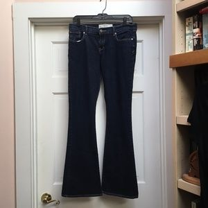 Abercrombie & Fitch Stretch Jeans, size 6L