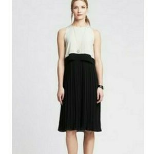 Banana Republic midi dress size 0