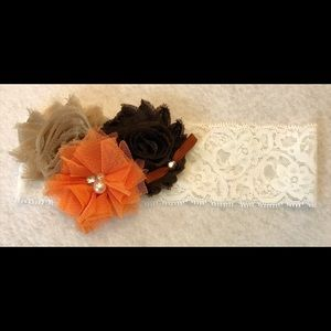 Other - Fall Floral Headband