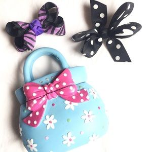 🎀Bundle of 2 Hair Clip Bows.🎀
