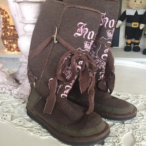 Juicy Couture Boots!