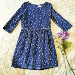 Shooting Star Dress by Boden