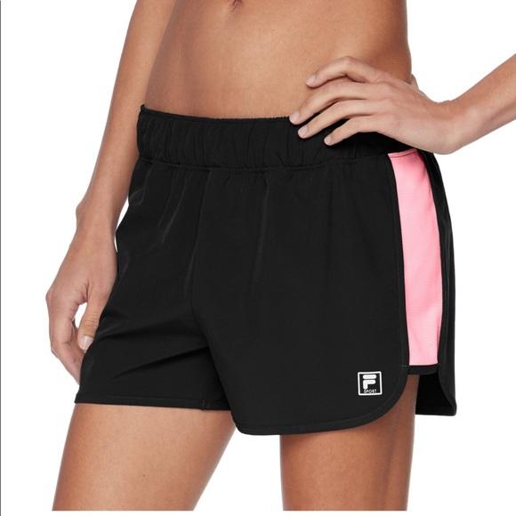 821af4c7a22d Fila Shorts | Nwt Ladies Mesh Panel | Poshmark