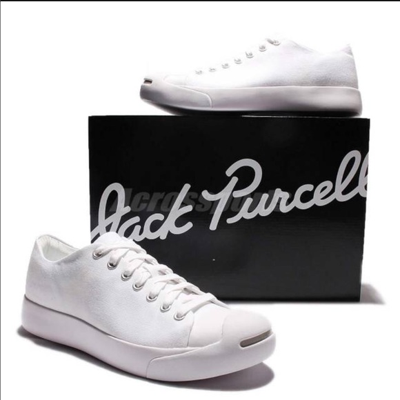 Converse Jack Purcell Modern White (Adult Cement)M 11fc2404e