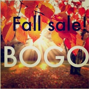 🍂🍁 Buy One Get One Free 🍁🍂