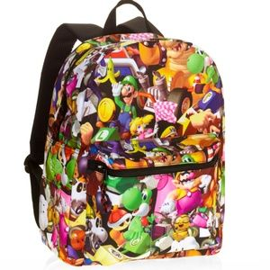 Other - Mario comic backpack