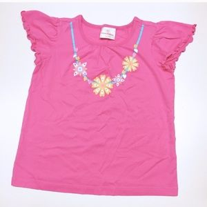 Hanna Andersson Top Sz 120 (6-7)