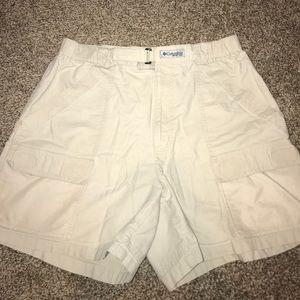 Men's Colombia PFG shorts