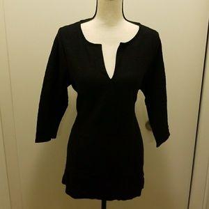 Liz Claiborne Weekend Tunic Size Large