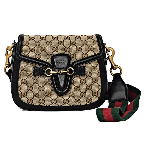 eed2efe29dfa Gucci Bags | New Medium Lady Web Crossbody Bag | Poshmark