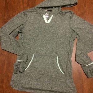 Nike Dri-FIT Element Running Hoodie Sweatshirt
