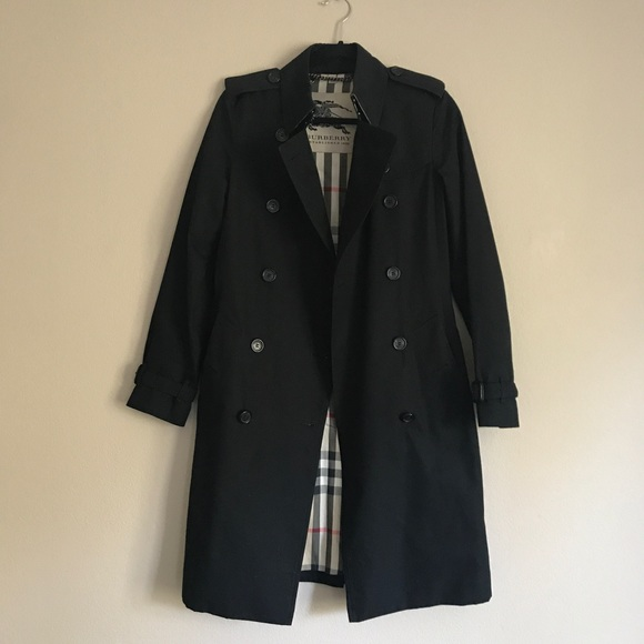 Burberry Jackets & Blazers - Burberry heritage trench coat size us 4