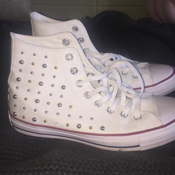 c1ad2cce8da2 Converse Shoes - Converse with gems!
