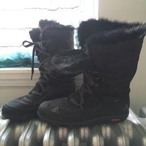 buy popular 7a029 a988e adidas Shoes - Adidas Clima Proof Prima Loft Traxion Winter Boots